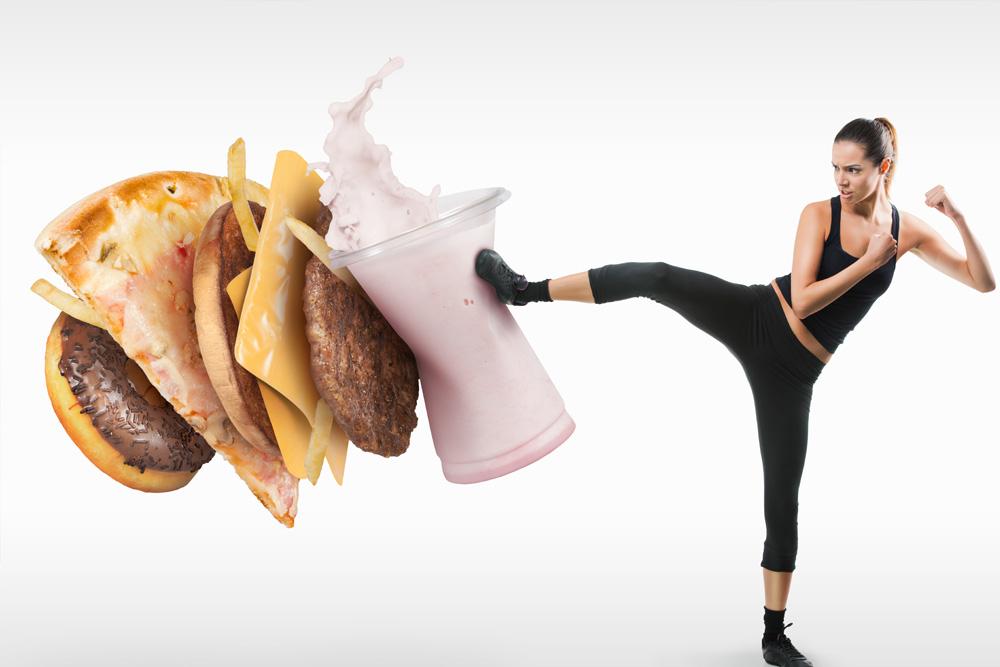 Truques para manter o peso depois da dieta