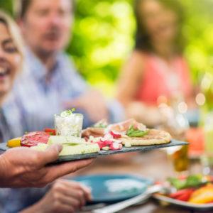 Alimentação saudável: comer fora de forma inteligente