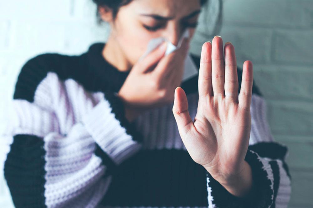 Socorro! Estou…com gripe!