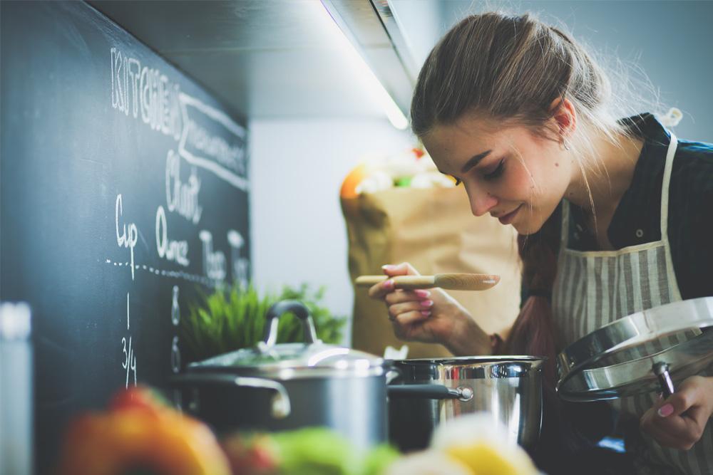 Saltear, Assar ou cozer: prepare alimentos de forma saudável