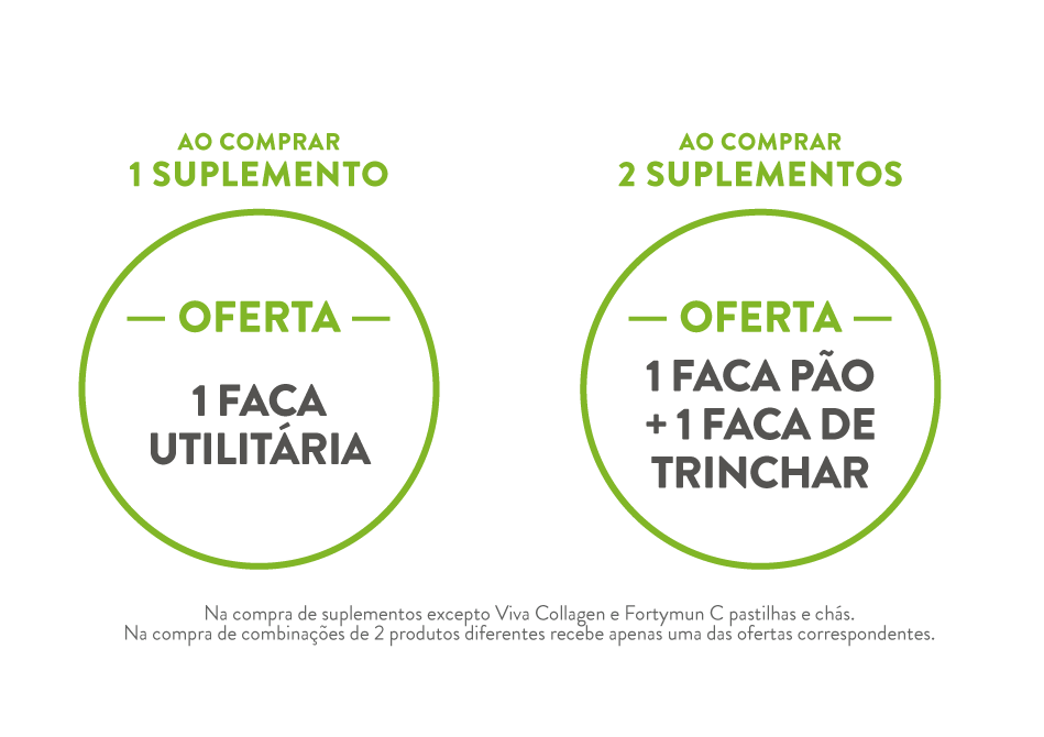 Promoção Suplementos Fevereiro 2019