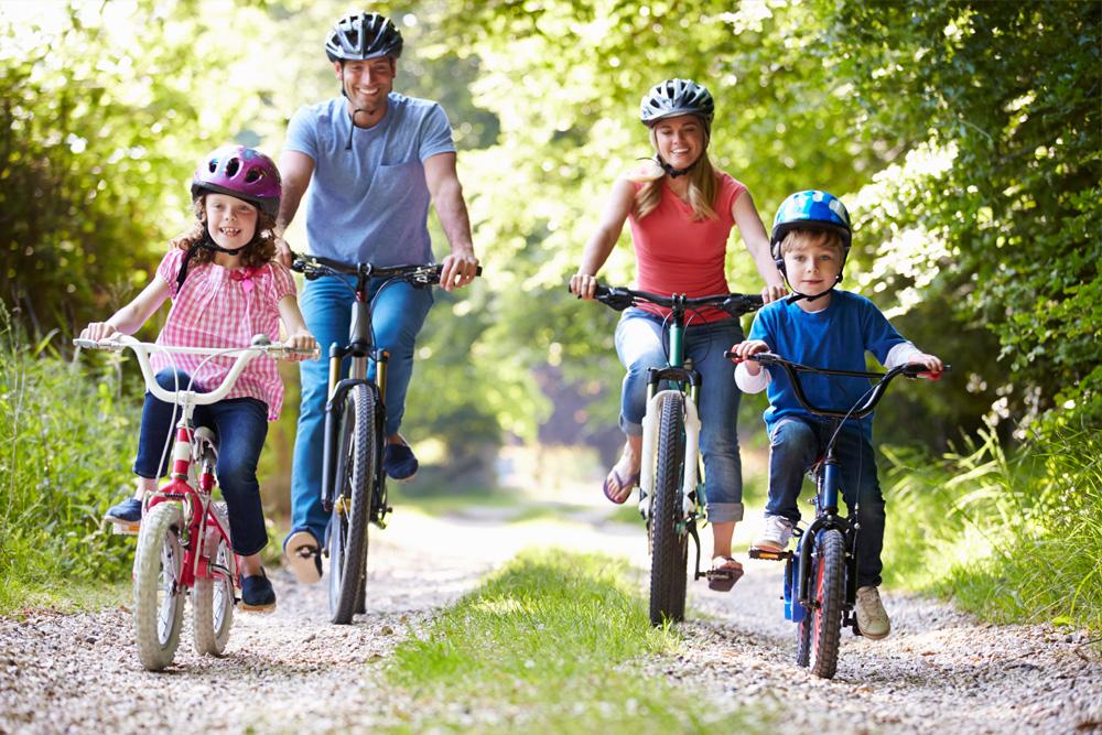 Crianças: a importância da atividade física ao ar livre