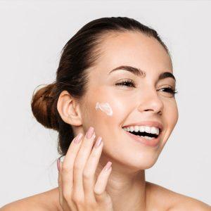 Colagénio para uma pele firme, bonita e hidratada