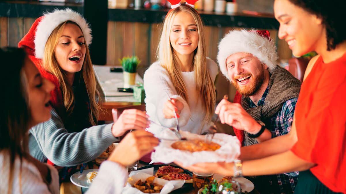 Excessos alimentares: controle o apetite neste Natal