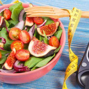 Plano alimentar para controlar a diabetes