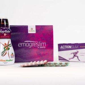 Kit Emagreslim Rapid: o seu novo aliado na perda peso