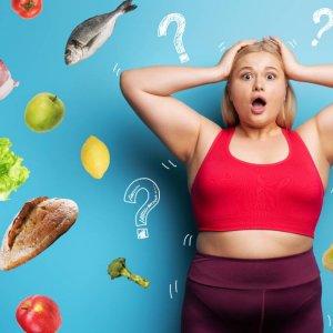 Cinco erros mais comuns nas dietas para emagrecer